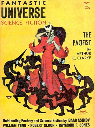 The Pacifist - Image: Fantastic universe 195610