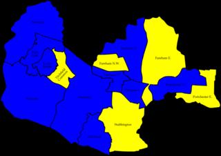 2006 Fareham Borough Council election