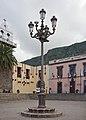 Farola en la Plaza del Ayuntamiento, Garachico, Tenerife, España, 2012-12-13, DD 01.jpg
