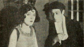 Fascination (1922 film) - Film still with Murray and Hale.