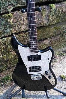 Fender Marauder - Wikipedia on