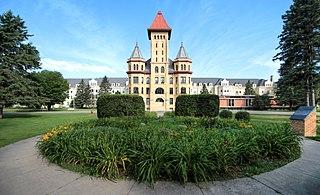 Fergus Falls Regional Treatment Center United States historic place