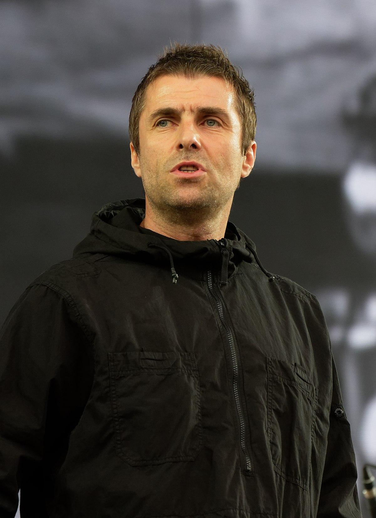 Liam Gallagher Wikipedia