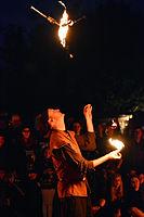 Feuershow – Hörnerfest 2014 02.jpg