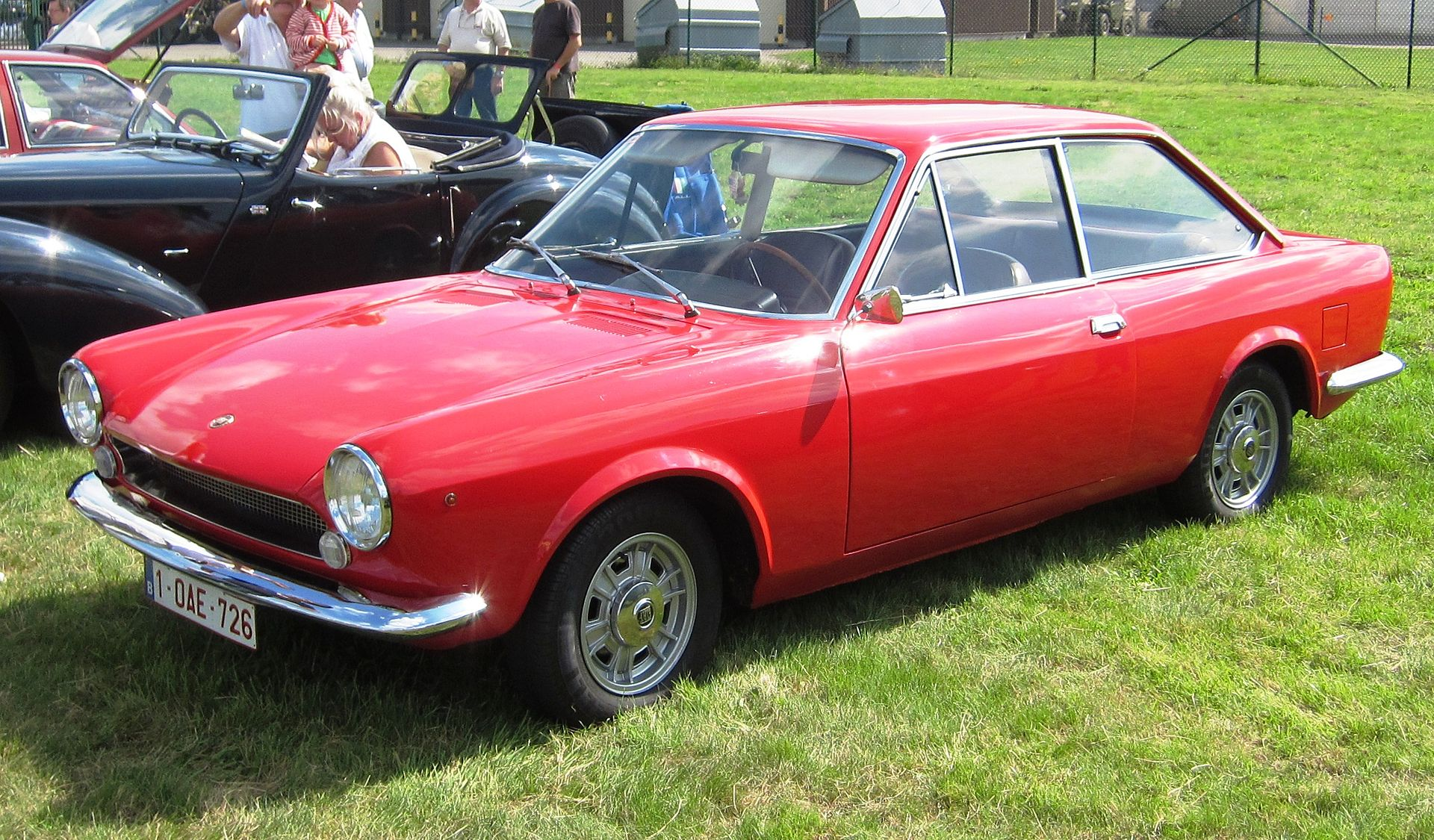 Fiat 124 sport coup wikipedia - 1969 fiat 124 sport coupe for sale ...