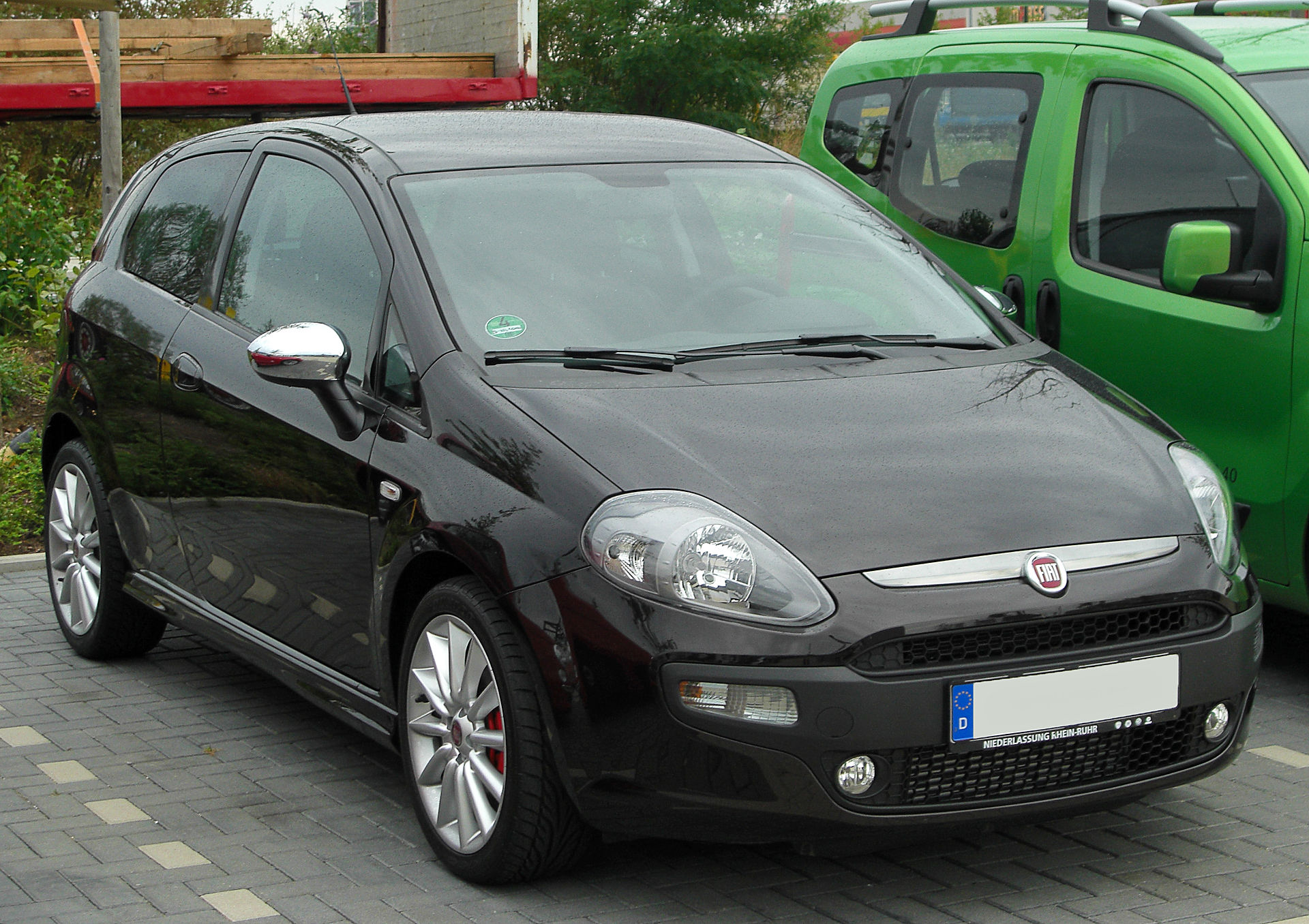 fiat punto evo wikipedia. Black Bedroom Furniture Sets. Home Design Ideas