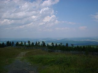 Ore Mountains/Vogtland Nature Park nature park in Saxony, Germany