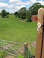 Fields and footpaths, Pentyrch - geograph.org.uk - 2486752.jpg