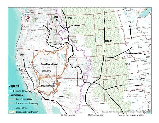 Final Dispersal Map