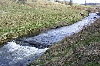 River Beal - River Beal at Firgrove.