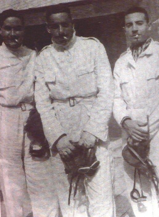 First 3 egyptian pilots