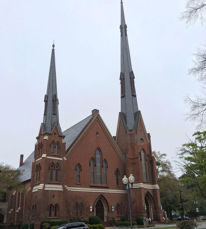 First Baptist Church Wilmington North Carolina Wikipedia