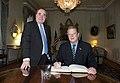 First Minister Alex Salmond meets former US Vice President Al Gore (6191237479).jpg