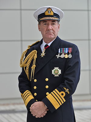 Admiral Sir George Zambellas KCB (military division) First Sea Lord Admiral Sir George Zambellas KCB DSC ADC MOD 45155508.jpg