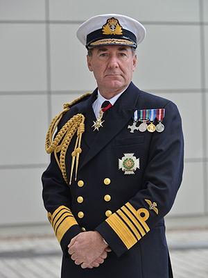George Zambellas - Admiral Sir George Zambellas