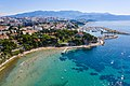 Firule Beach with a view to Marina Zenta in Split, Croatia (48608227168).jpg