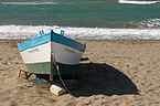 Fishing boat Rincon de la Victoria Andalusia Spain.jpg