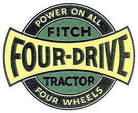 logo de Fitch Four Drive