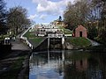 Five Rise Locks, Bingley - geograph.org.uk - 351885.jpg