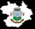 Flag map of Santa Maria-RS.png