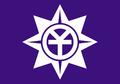 Flag of Okayama, Okayama.png