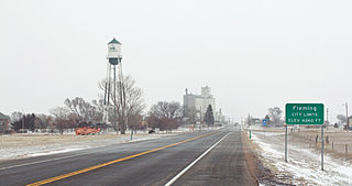 Fleming, Colorado Statutory Town in Colorado, United States