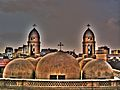 Flickr - Bakar 88 - Saint Mark Domes, Heliopolis (HDR).jpg
