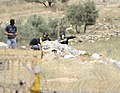 Flickr - Israel Defense Forces - Bil'in Rioters Hurling Rocks.jpg