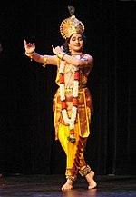 150px Flickr   Dalbera   Danseuse De Kuchipudi Jouant Krishna %28mus%C3%A9e Guimet%29