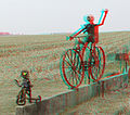 Flickr - jimf0390 - JimF 04-01-10-0070a father-daughter cycling art.jpg