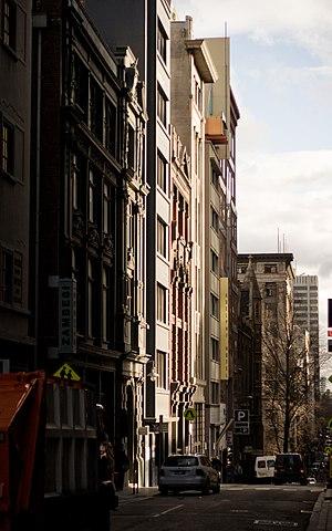 Flinders Lane, Melbourne - Flinders Lane