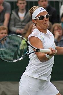 Kirsten semifinalista a Wimbledon 2013