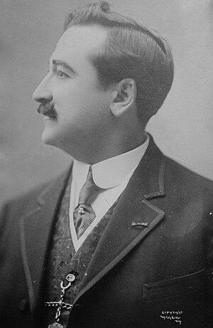 Constantino, Florencio (1868-1919)