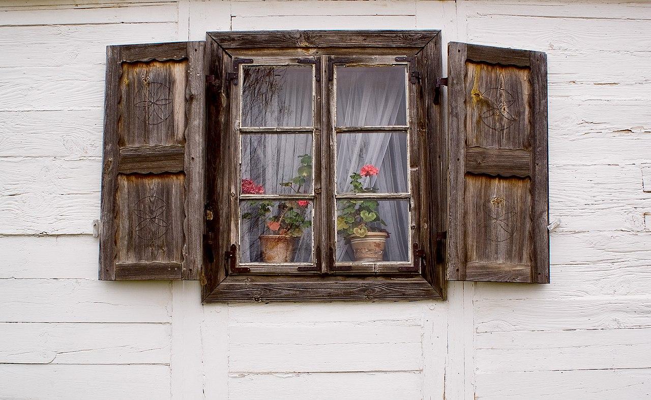 File:Flowers in the window.jpg - Wikimedia Commons