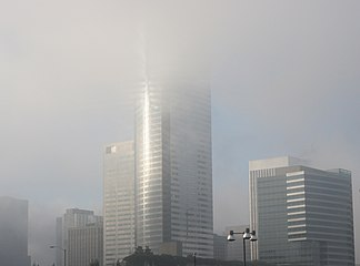 Foggy Two Union Square in Seattle, Washington 02-2005.jpg