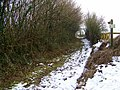 Footpath near Stapleton Farm - geograph.org.uk - 1149210.jpg