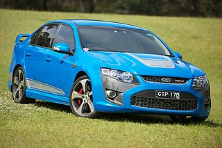 Ford Falcon GT Motor vehicle