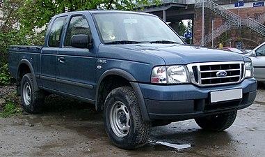 Ford Ranger - Wikipedia