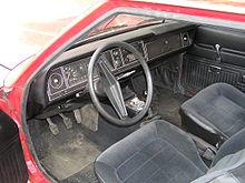 ford taunus 1978 боковое стекло