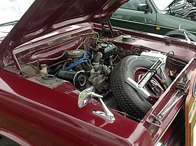 Ford Essex V4 engine - Wikipedia