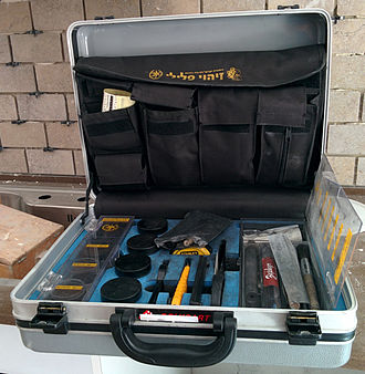 Toolbox - Forensic toolbox of the Israeli police