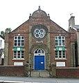 Former Primitive Methodist Chapel, Lesbourne Road, Reigate (June 2013).JPG