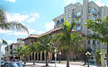Fort Myers FL Downtown HD Franklin Arms pano01.jpg