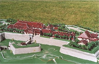 Barraux - Image: Fort barraux 3