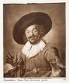 Fotografi på målningen från Rijks-Museum - Hallwylska museet - 104489.tif