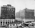 Fourth Ave at Seneca St showing Cobb Building to the left, Seattle, ca 1923 (SEATTLE 2409).jpg