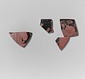 Fragment of a terracotta kylix (drinking cup) MET DP105942.jpg