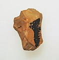 Fragment of a terracotta kylix (drinking cup) MET sf201160324front.jpg