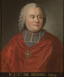 François-Joachim de Pierre de Bernis Catholic cardinal