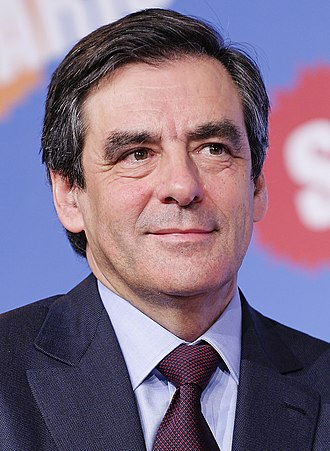 2007 French legislative election - Image: François Fillon 2010 (cropped)